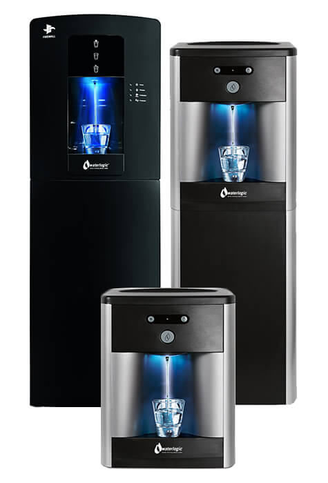 Dispensador de agua Waterlogic