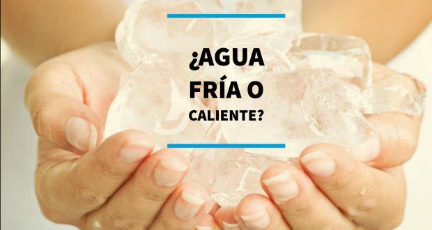 que es mejor lavarse la cara con agua fria o tibia
