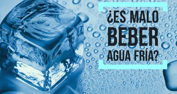 beneficios de tomar agua fria en la mañana