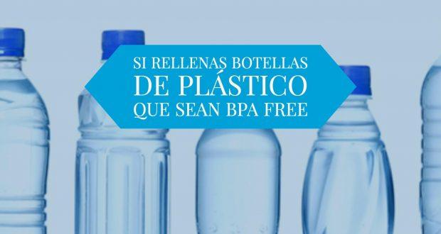 es bueno reutilizar botellas de plstico - Botellas Plastico